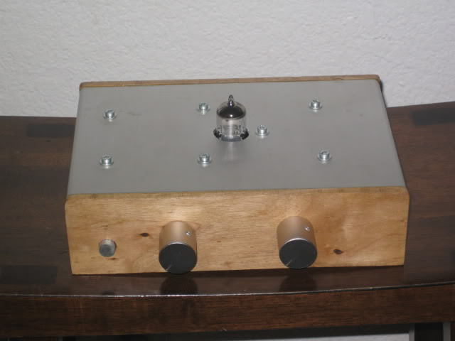 Recommend a DIY amp using 6SN7